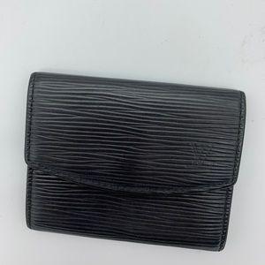 Louis Vuitton epi cards holder